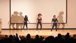 Morgan State ASU Dance Team (A Night In Nollywood)