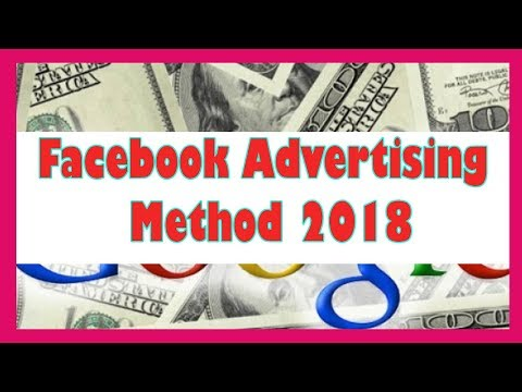 The Best Facebook Advertising Method 2018 To Make Money Online With Amazon