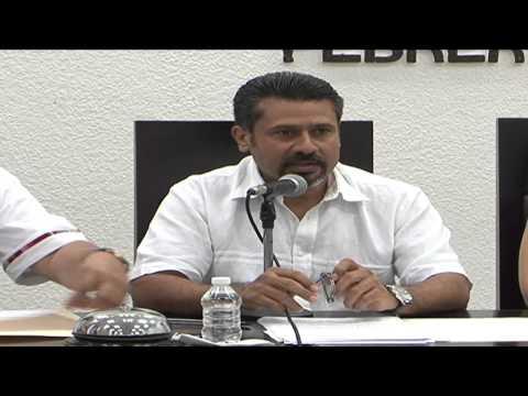 Congreso del estado aprueba licencia de presidentes municipales de Tapachula, Comitán y Chilón