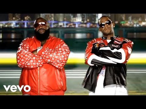 Rick Ross - Speeding