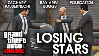 GTA Online PC E50 - Losing Stars in an Armored Schafter