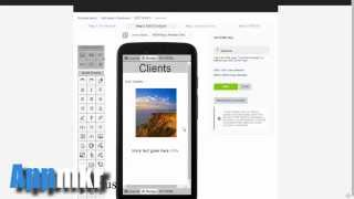 video How to Link an external web page in your Appmkr App www.Appmkr.us App Making Kit & Repository.