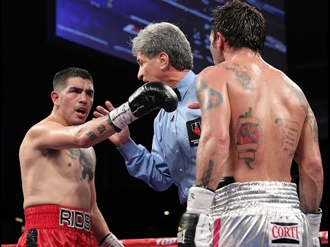 Highlights: Rios Scores a DQ Win Over Chaves in Wild Fight