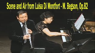 [대구드럼] Scene and Air from Luisa Di Montfort - M. Begson, Op.82