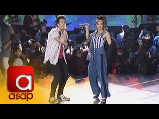 """ASAP: Sarah G. and Enrique perform """"All In My Head"""""""
