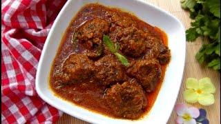 চিংড়ি মাছের মালাই কোফতা || নারকেল দুধ দিয়ে ছোট চিংড়ির কারী || Prawns kofte || Shrimp kofta curry