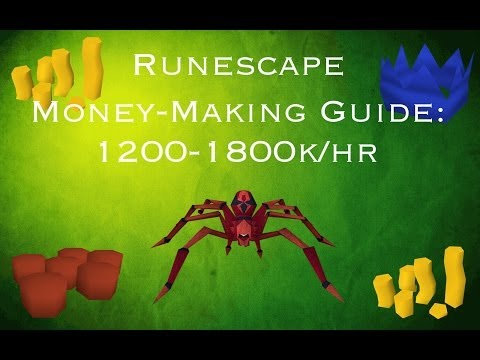 Runescape Money Making Guide! 1200-1800k per hour! low reqs (1.2-1.8m/hour) TheRSguyy