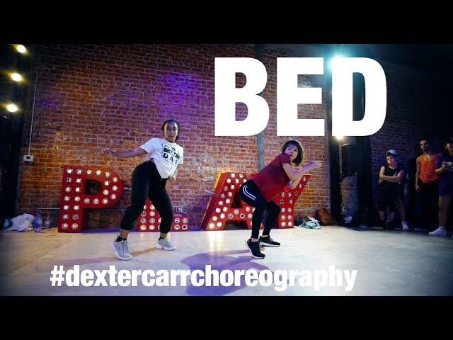 NICKI MINAJ & ARIANA GRANDE #BED OFFICIAL VIDEO #DEXTERCARRCHOREOGRAPHY thumbnail