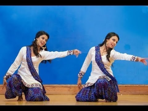 Manpreet And Naina Dance In Tamil 2014 video