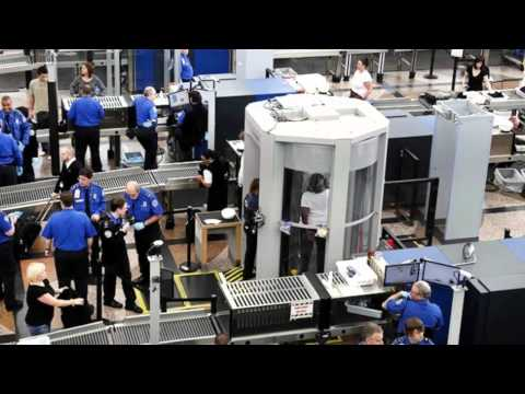 U S Enhanced Airport Eecurity Airport Eecurity Target Electronics