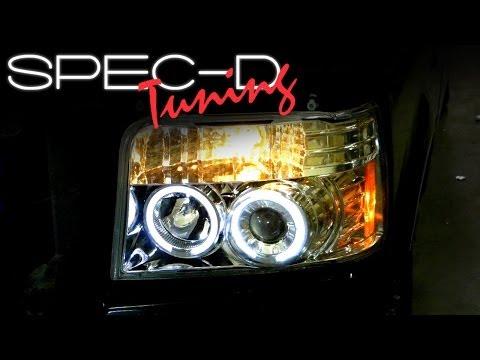 How To Install Replace Headlight 92-98 Chevy Silverado Suburban Tahoe