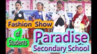 Student's Fashion Show || Paradise Secondary School