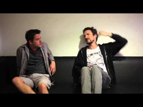 Frank Turner interview - TheBackRoom.me April 2013