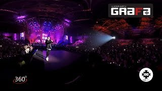 Grafa - Drama Queen - 360VR live at Arena Armeec