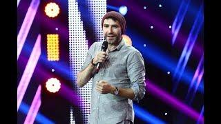 """Adrian Lungu, număr de stand up la iUmor! Șerban Copoț: """"Te așteptăm ca pe o gură de oxigen"""""""