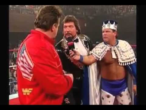 King's Court-Ted Dibiase buys Nikolai Volkoff