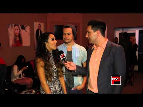 ALEX of Alex & Sierra imitates Colton of Restless Road and answers fan questions
