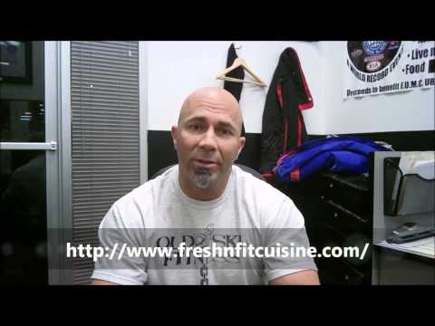 Fresh 'n Fit Cuisine introduces Greg Cochran from Fitness Forum Gainesville
