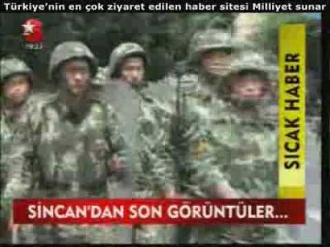 Şincan'dan son görüntüler, Uygur Türkleri Zor durumda, 09.07.2009
