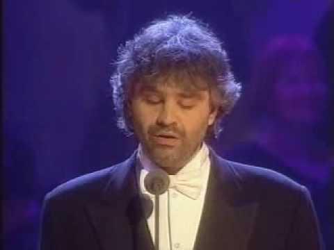 Andrea Bocelli - Cantico