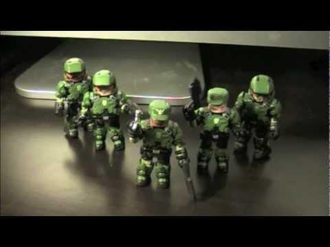 Minimates Halo Review Minimates Halo Series 5 Unsc