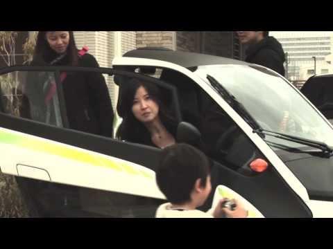 i-Road Public Trials in Japan