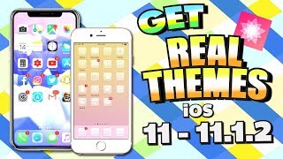 download lagu How To Get Ios 11 - 11.1.2 Themes With gratis