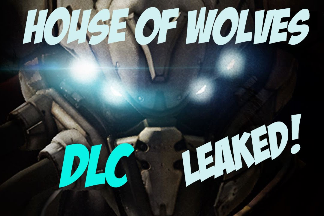 Destiny LEAKED CONTENT! NEW RAIDS plus House of Wolves DLC! - YouTube