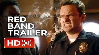 Let's Be Cops Red Band TRAILER 1 (2014) - Jake Johnson, Nina Dobrev Movie HD
