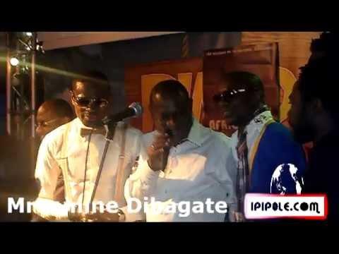 Anniversaire Lino Versace African Music Hall 2e partie