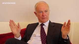 Emirates President Tim Clark Talks Seat Width