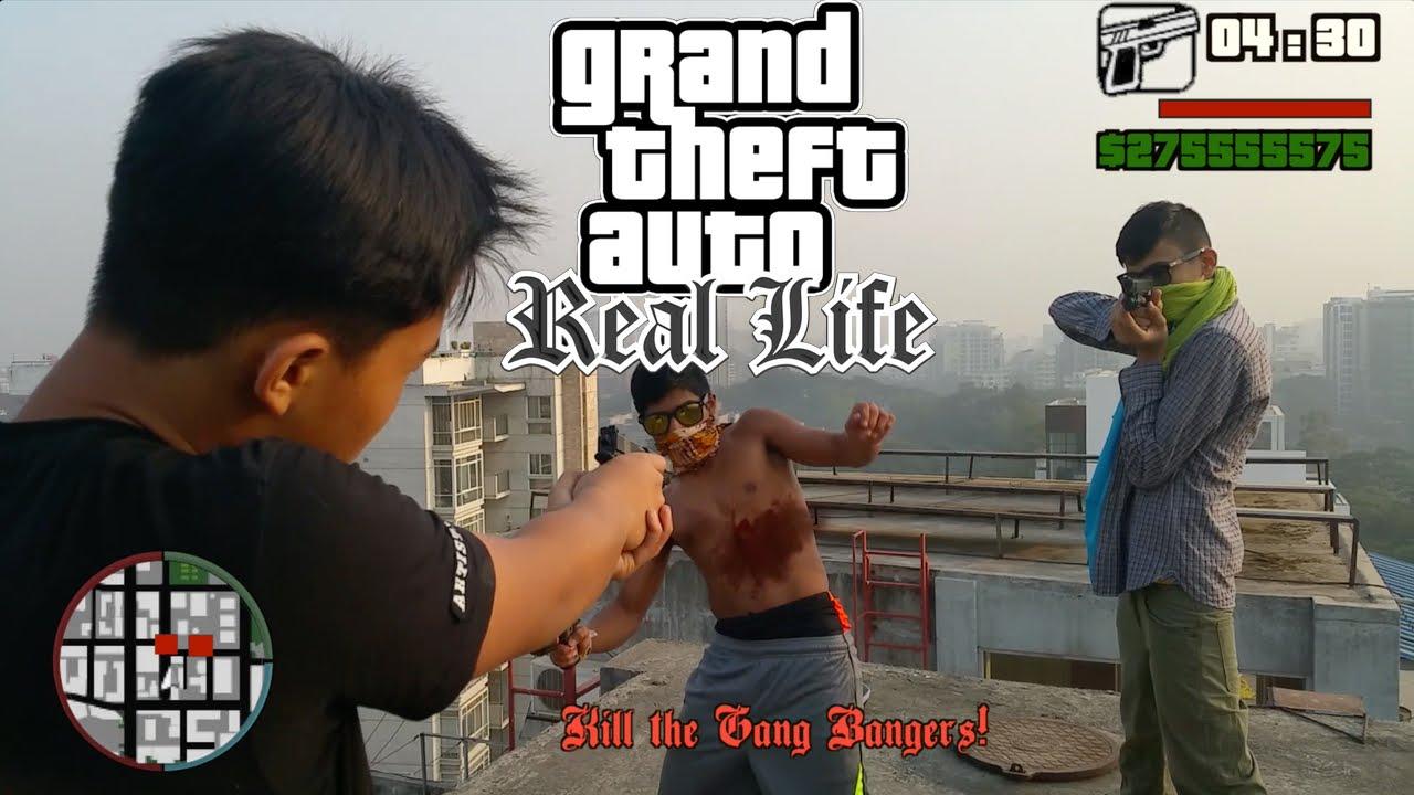 San andreas real life