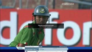 BD U19 vs Eng U19 5th ODI  Eng wkts   BD batting part 1