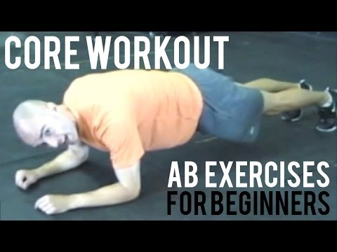 Core Workout: Ab Exercises for Beginners
