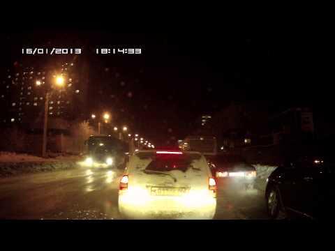 Нижневартовск, сбили пешехода на переходе.