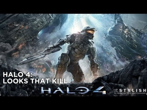 HALO 4: LOOKS THAT KILL TRAILER