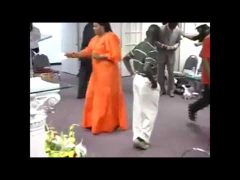 KOTW Anthem in Nigerian church