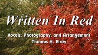 Written In Red - Thomas H. Elroy (Lyrics)