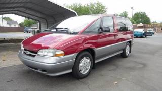 1996 Chevrolet Lumina APV Start Up, Engine, and In Depth Tour