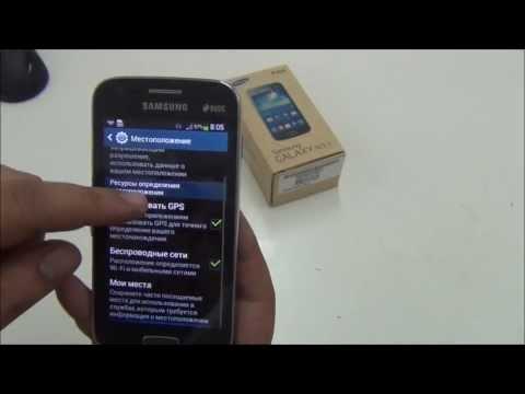Samsung Galaxy Ace 3 GT S7272 обзор от Quke.ru