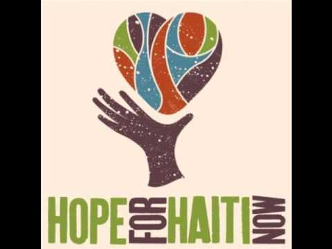 Young Artists For Haiti - Wavin' Flag Video