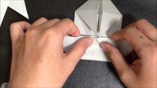 30.how To Fold Origami Mouse Of The Animal | Origami Box