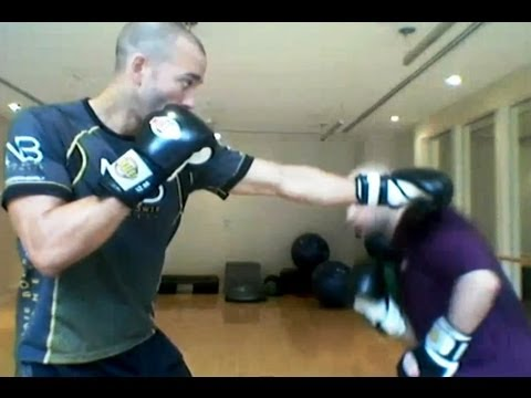 Peekaboo Style Boxing - Counters and Set-ups