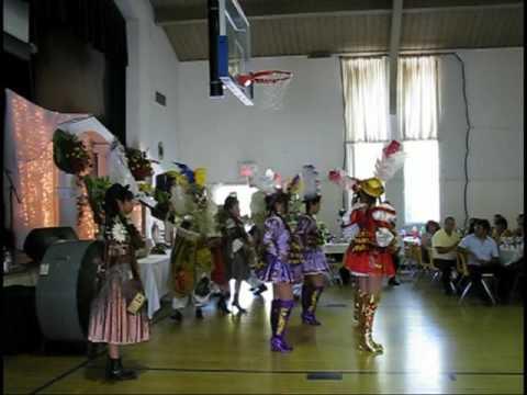 La Morenada performed by Renacer Folklórico Bolivia