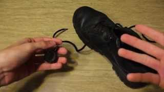 Self Tying Shoelace -- MAGIC TUTORIAL