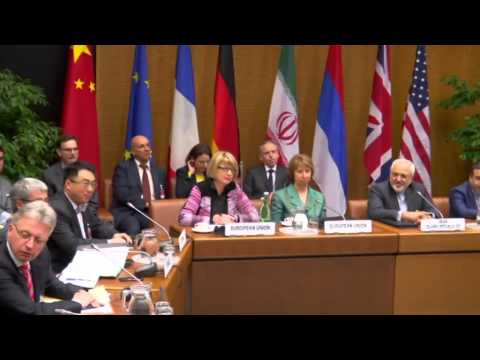 E3/EU+3 with Iran talks in Vienna with the participation of Catherine Ashton: round table