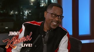 Martin Lawrence Reveals Super-Secret Spaghetti Recipe