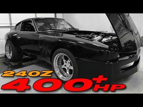 Kyle's 1971 Datsun 240z LS Swap gets TUNED!