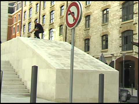 CLINT WALKER RAW AMs - INDEPENDENT TRUCKS