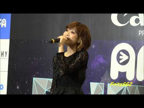 MAY'N - Anime Festival Asia 2014